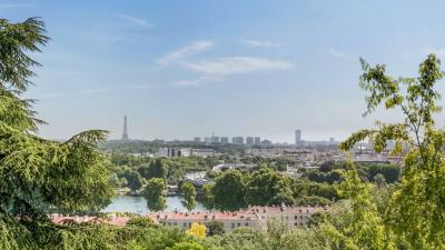 Saint-Cloud - Parc de Béarn