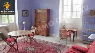 T1 meublé dans villa anglaise