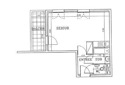 Vente appartement Saint-germain-en-laye 159000€ - Photo 5