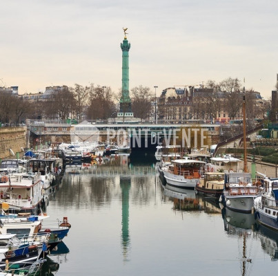 Location - Boutique - 150 m2 - Paris 12ème - Photo