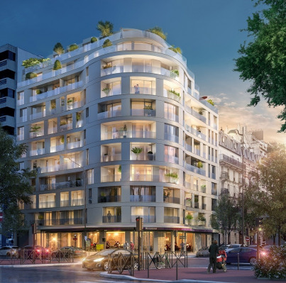 Neue Wohnung - Programme - Paris 16ème - Photo