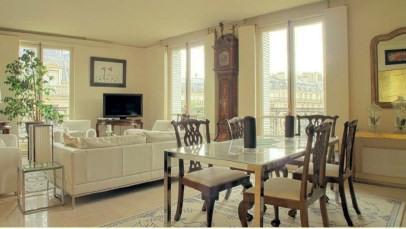 Alquiler  apartamento Paris 16ème 7000€ CC - Fotografía 6