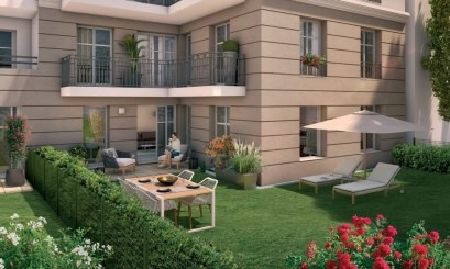 New home sale program La garenne-colombes  - Picture 1