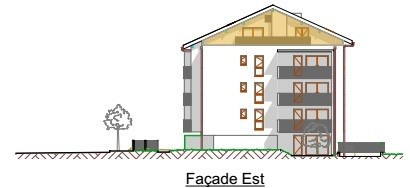 Venta de prestigio  apartamento Annemasse 235500€ - Fotografía 2