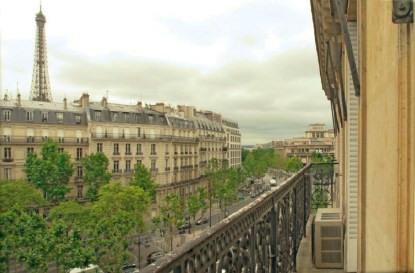 Alquiler  apartamento Paris 16ème 7000€ CC - Fotografía 2