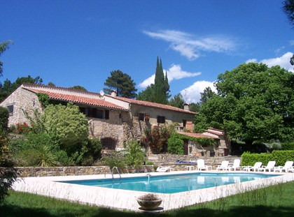 Deluxe sale house / villa Fayence 2 500 000€ - Picture 1