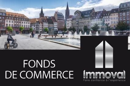 Vente fonds de commerce boutique Strasbourg 600000€ - Photo 1