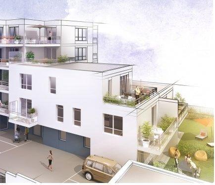 Sale apartment La rochelle 360500€ - Picture 1