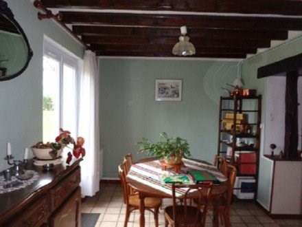 Revenda casa Illiers l eveque 241500€ - Fotografia 6