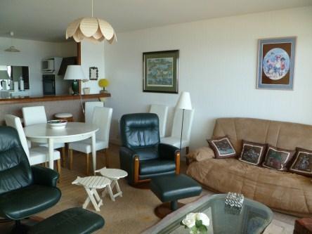 Vacation rental apartment La baule-escoublac 582€ - Picture 11