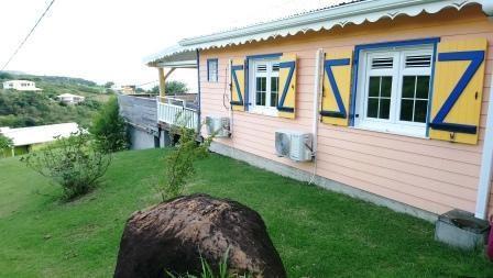 Vente maison / villa Le carbet 364000€ - Photo 2