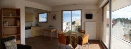 Location vacances appartement Tharon plage 535€ - Photo 5