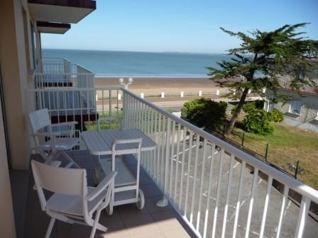 Vacation rental apartment Tharon plage 535€ - Picture 1