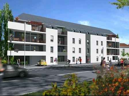 Rental apartment Nantes 534€ CC - Picture 1