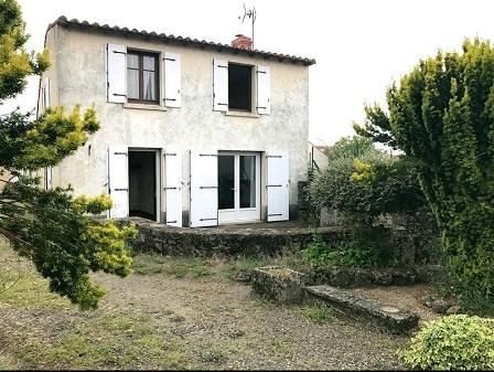 Vente maison / villa Bouffere 127900€ - Photo 1