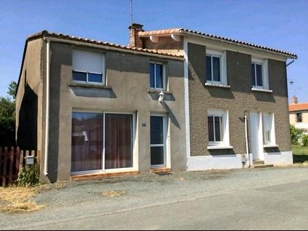 Vente maison / villa St georges de montaigu 186400€ - Photo 1