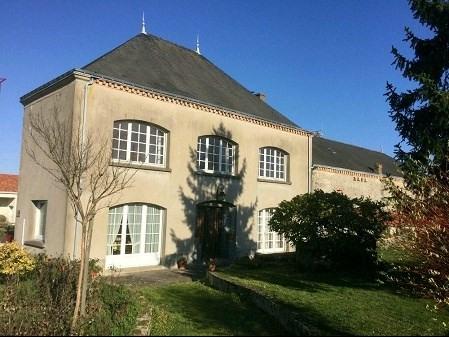 Sale house / villa Boussay 153400€ - Picture 1