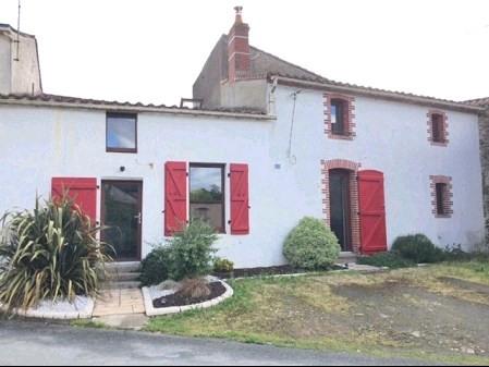 Vente maison / villa Chavagnes en paillers 107900€ - Photo 1