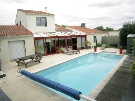 Vente maison / villa La roche sur yon 299500€ - Photo 1