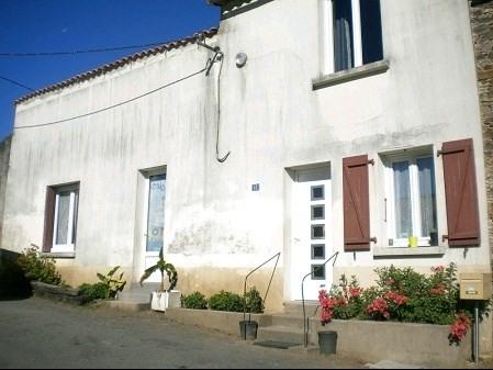 Sale house / villa Chavagnes en paillers 103900€ - Picture 1