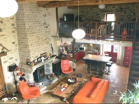 Sale house / villa Bouffere 353 000€ - Picture 6