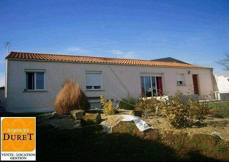 Sale house / villa Le puiset dore 167500€ - Picture 1
