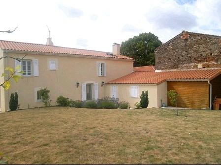 Sale house / villa Dompierre sur yon 291500€ - Picture 1