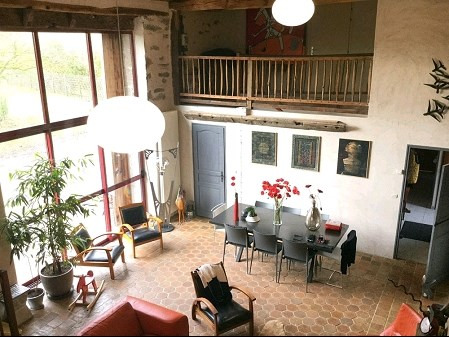Sale house / villa Bouffere 353 000€ - Picture 1
