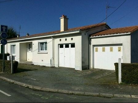Vente maison / villa Chavagnes en paillers 99000€ - Photo 1
