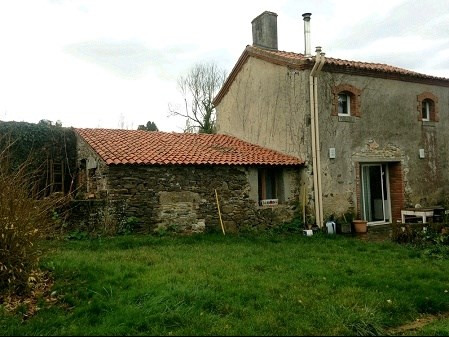Sale house / villa Chavagnes en paillers 105900€ - Picture 2