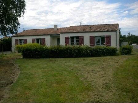 Sale house / villa L herbergement 158900€ - Picture 1