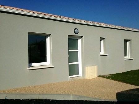Sale house / villa St hilaire de loulay 139500€ - Picture 1