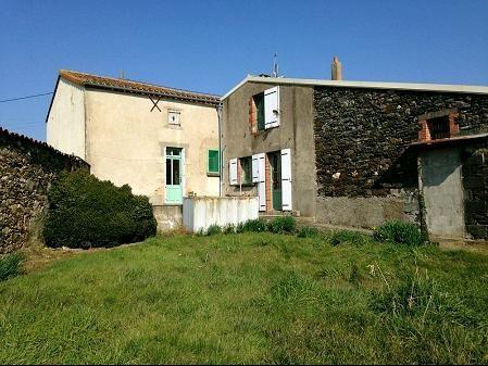 Vente maison / villa Chavagnes en paillers 48800€ - Photo 1