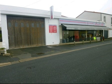 Vente fonds de commerce boutique Maisdon sur sevre 95 490€ - Photo 1