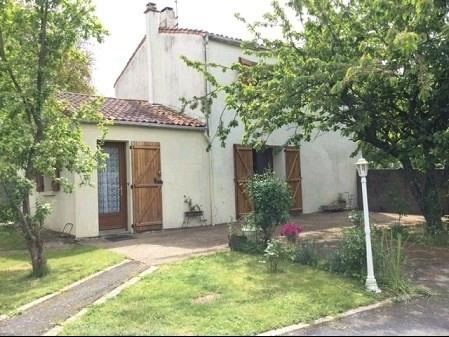 Vente maison / villa Chavagnes en paillers 112900€ - Photo 1