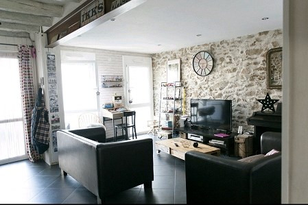 Sale house / villa Boussay 170900€ - Picture 1