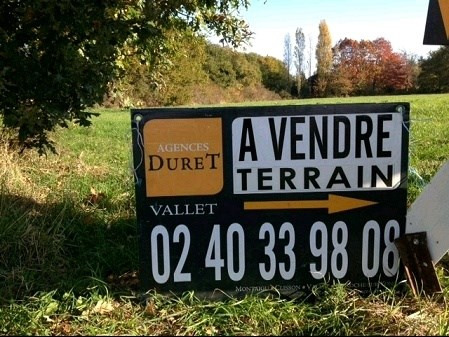 Vente terrain Aigrefeuille sur maine 44 200€ - Photo 1
