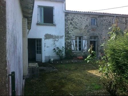 Sale house / villa St crespin sur moine 79900€ - Picture 2