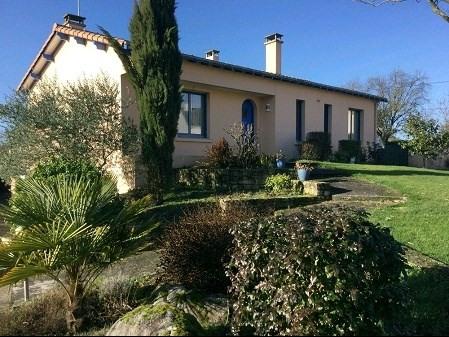 Sale house / villa Boussay 214000€ - Picture 1