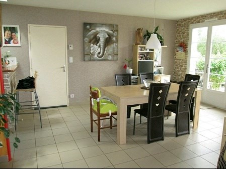 Rental house / villa Tillieres 550€ +CH - Picture 1