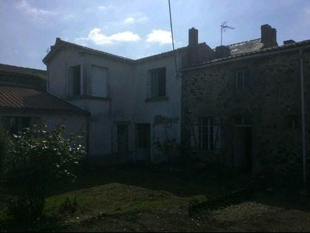 Sale house / villa St crespin sur moine 79900€ - Picture 1
