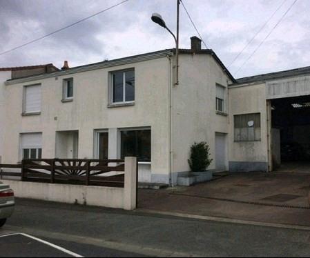 Sale house / villa Tillieres 156490€ - Picture 1