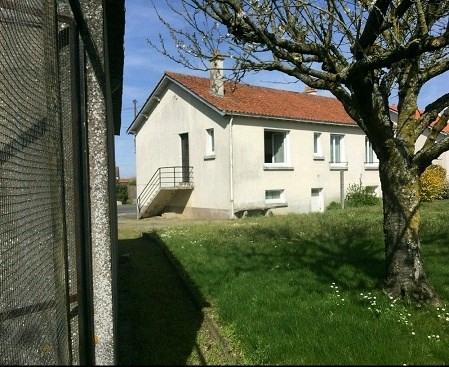 Vente maison / villa Boussay 117900€ - Photo 1