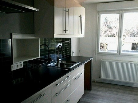Rental apartment Getigne 565€ CC - Picture 2