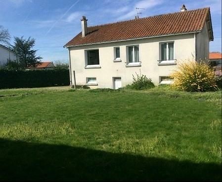 Vente maison / villa Boussay 117900€ - Photo 2