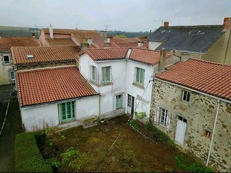Sale house / villa St crespin sur moine 79900€ - Picture 5