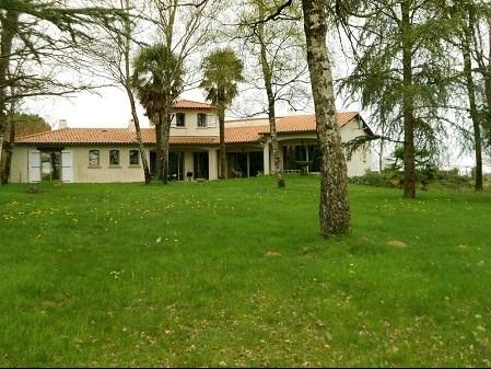 Vente maison / villa Chauche 411500€ - Photo 1