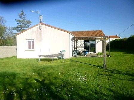 Vente maison / villa Maisdon sur sevre 197490€ - Photo 1