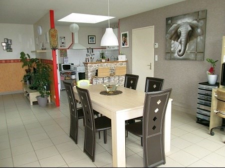 Rental house / villa Tillieres 550€ +CH - Picture 3