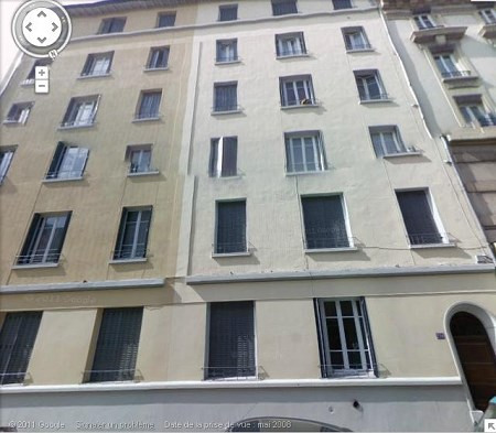 Vermietung wohnung Lyon 7ème 466€ CC - Fotografie 4